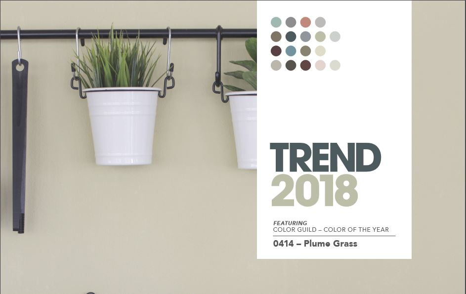 Preview 2018 color of the year shelby paint decorating for Preview paint colors on photos of your home