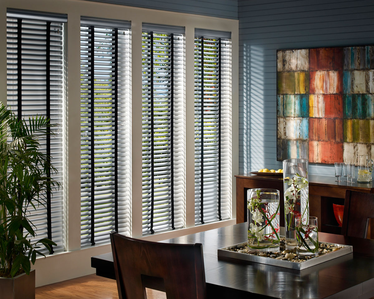 Macro Aluminum Blinds