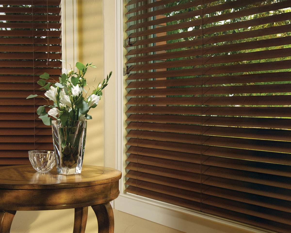 Parkland Genuine Wood Blinds
