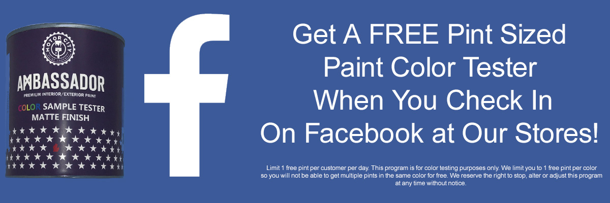 Get A FREE Pint When You Check In On Facebook!