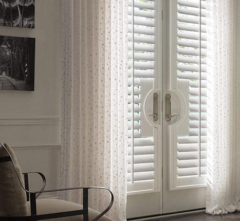 Graber Traditions Composite Shutters