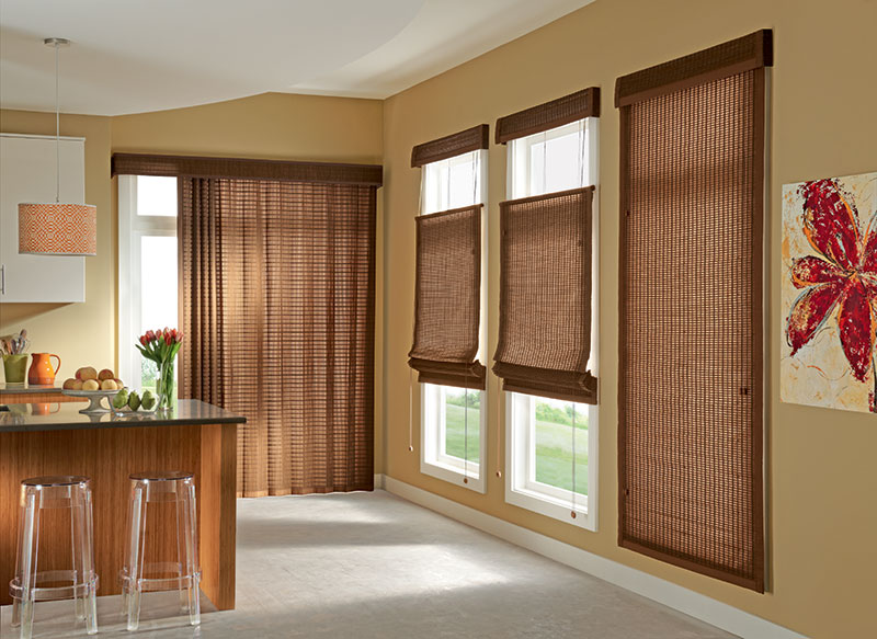 Graber Light Weaves Roller Shades