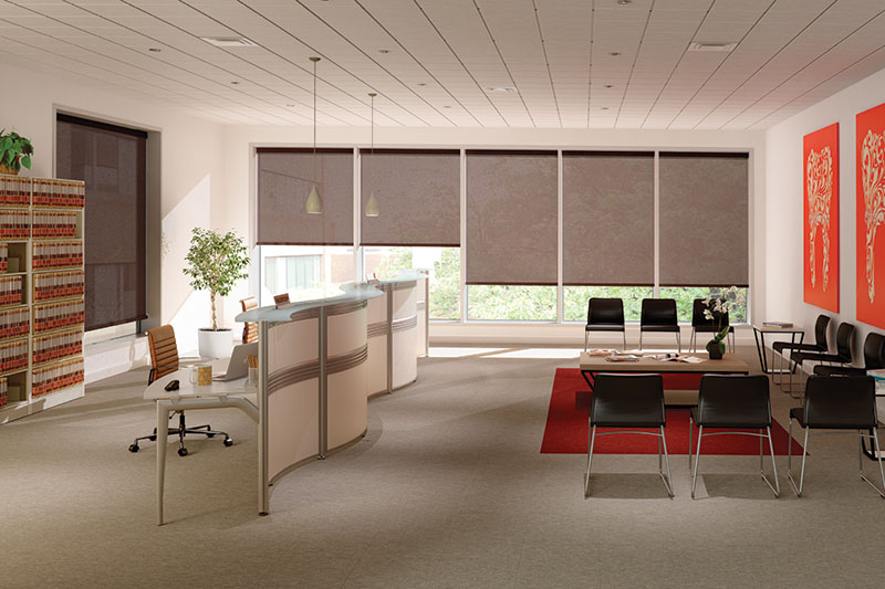 Graber Light Weaves Solar Shades