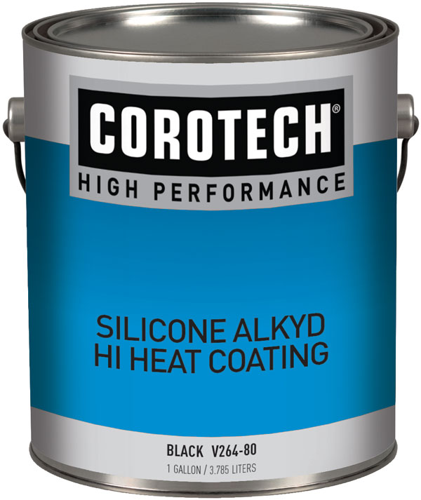 Silicone Alkyd High Heat Aluminum