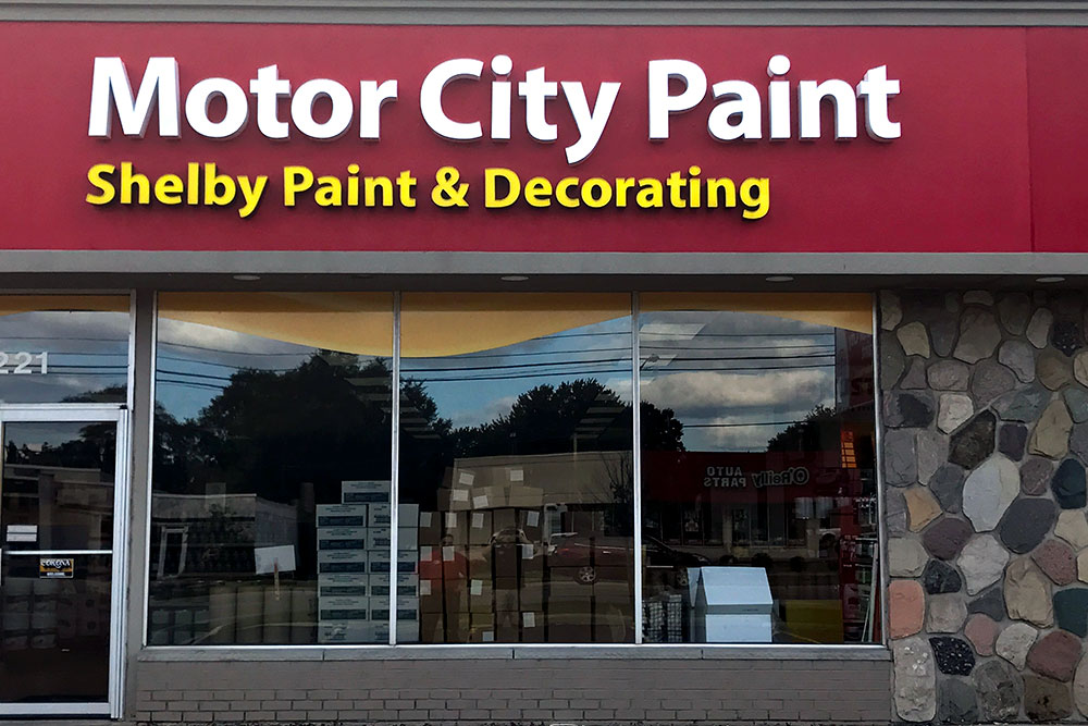 Shelby Paint & Decorating Shelby Township